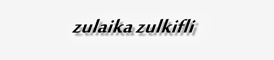 zulaikaZULKIFLI