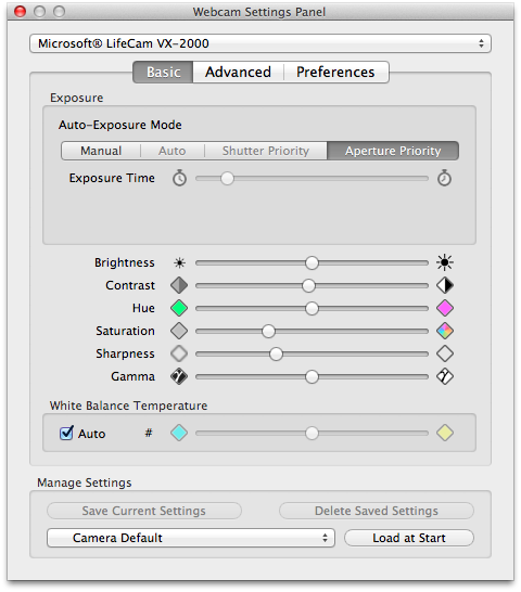 Webcams 2014 ms mac 2 2
