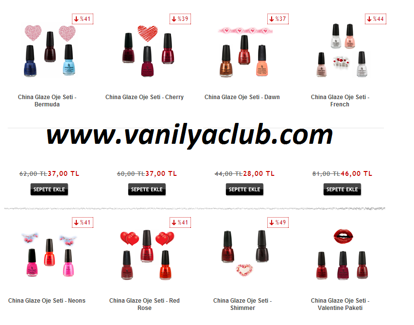 vanilya club kampanya