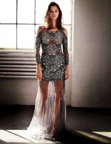 Patricia Bonaldi vestidos de festa coleção inverno 2015