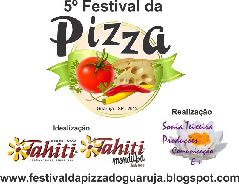5º Festival da pizza do Guarujá Edição 2012