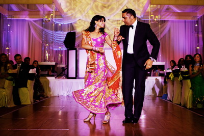 fusion bollywood Inc wedding blog