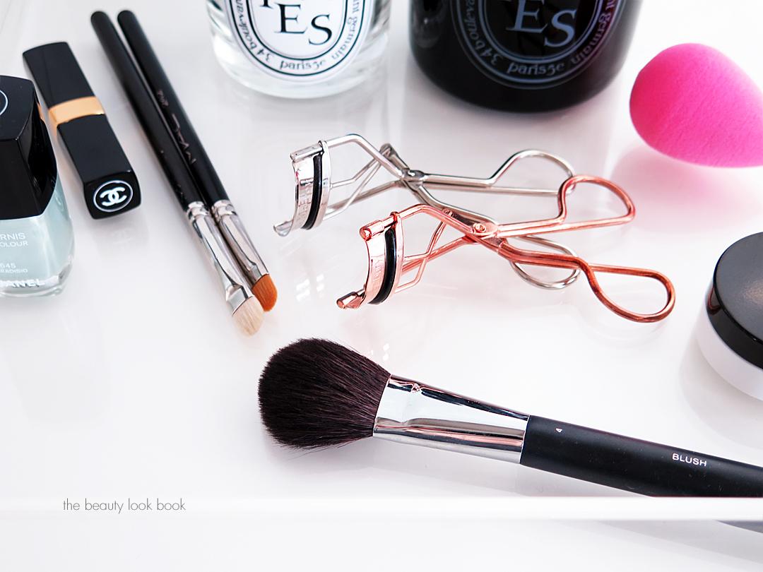 Favorite Makeup Tools Face Cheeks Eyes