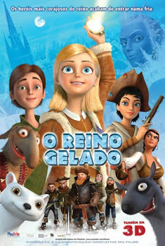 Download - O Reino Gelado – DVDRip AVI Dual Áudio + RMVB Dublado ( 2013 )