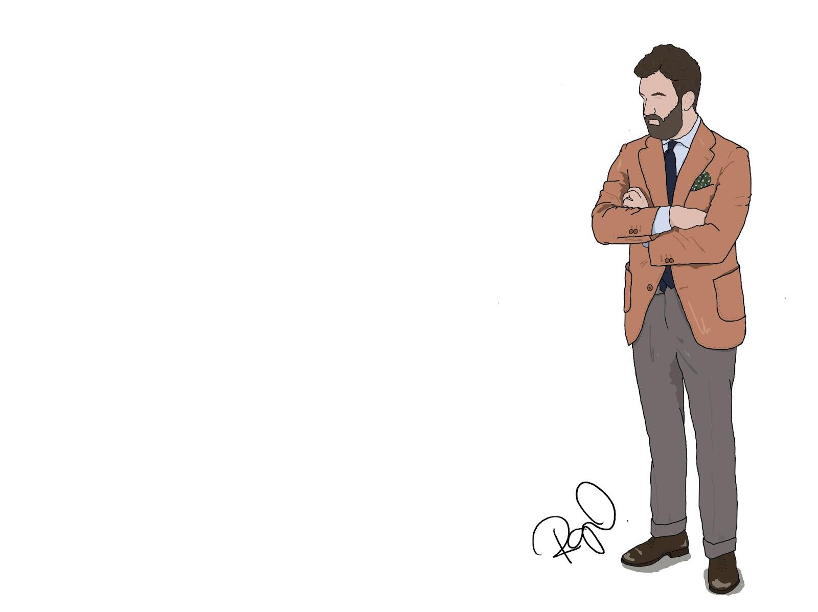 Rodrigo Saldaña, ilustrador y gran tipo.
