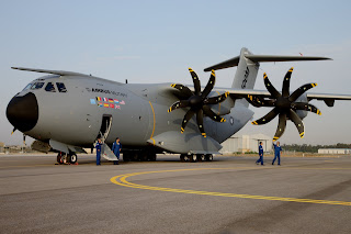 Airbus Military A400M Roll Out HD Wallpaper