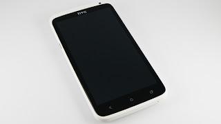 HTC One X apagado