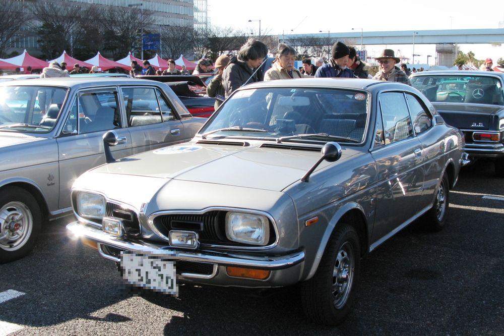 Honda 145 coupe japoński samochód