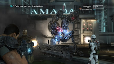 Binary Domain PC Game Screenshot 3 Binary Domain Collection PROPHET