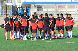 India face Guam away from Home