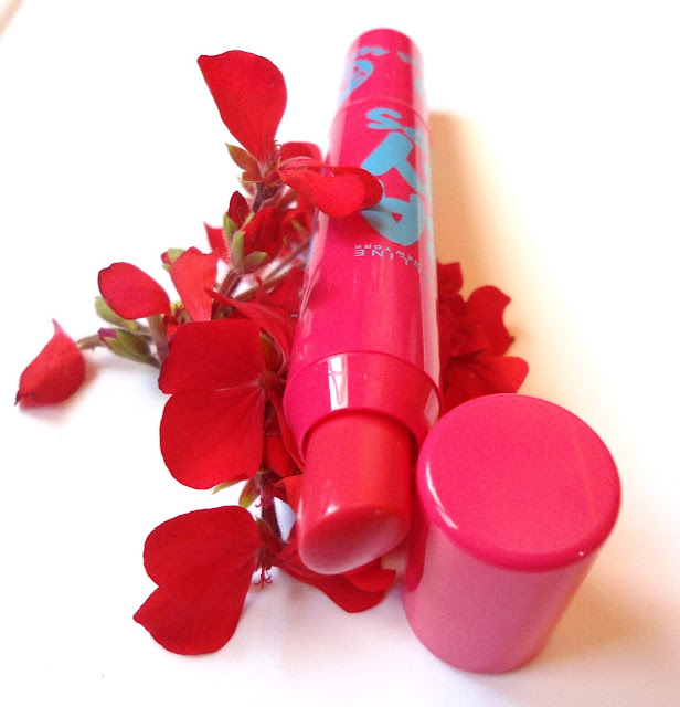 Maybelline Baby Lips Candy Wow 'Raspberry' Review, Swatch, FOTD