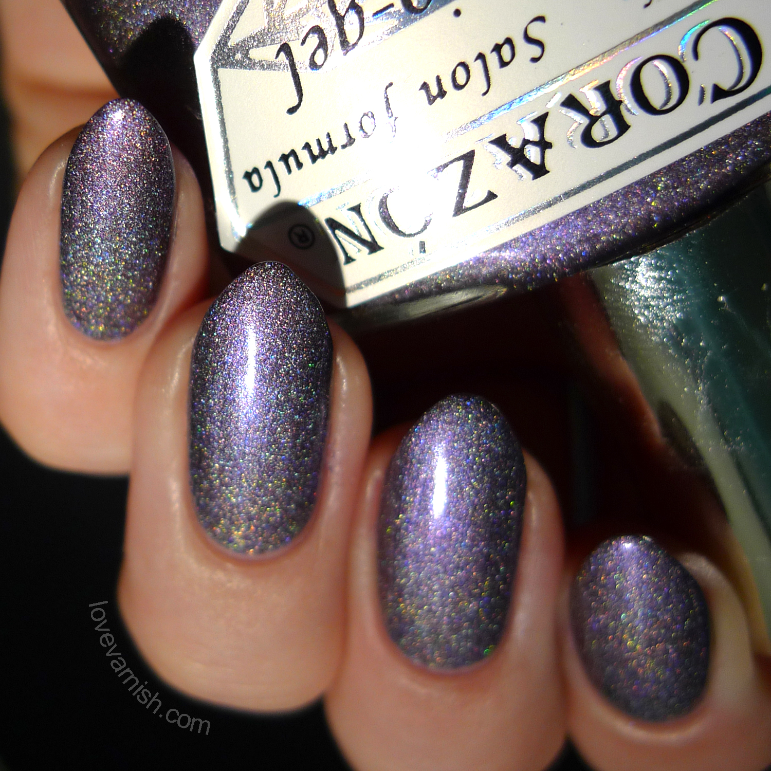 El Corazon Prisma 423-23 swatches and review