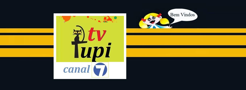 tv TUPI CANAL 7
