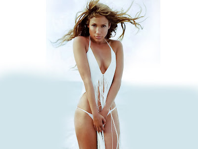 Jennifer Lopez Sexy Girl Cool
