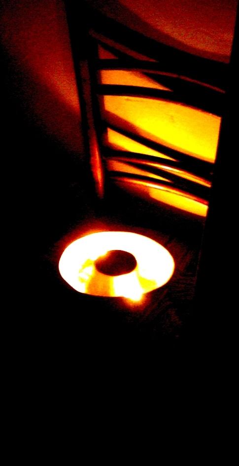 Fonte di luce.