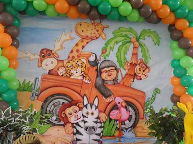 Painel do Safari