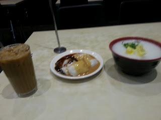 Hong Kong Style Breakfast @ sunnybank oriental