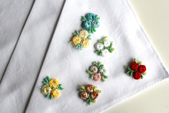 Pictures Of Hand Embroidery Designs For Table Napkins Rock Cafe
