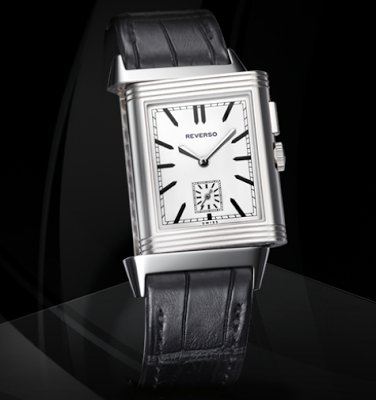 JAEGER-LECOULTRE GRANDE REVERSO ULTRA THIN DUOFACE