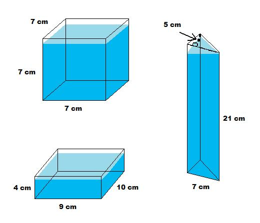 Volume of a aquarium 817 math 2010 demvry s textbook homework for Fish tank size calculator