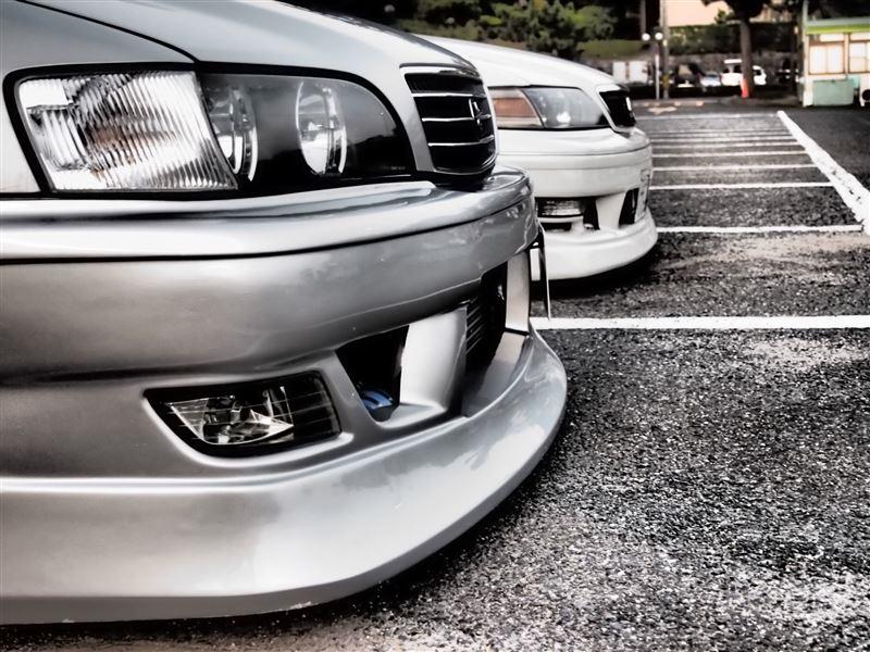 Toyota Chaser, Mark II, X100, 1JZ, 2JZ, tylnonapędowe sedany, japońskie samochody do driftu