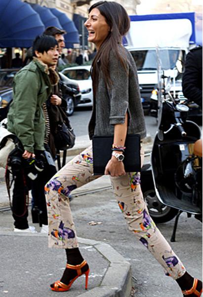 giovanna battaglia shoes pants