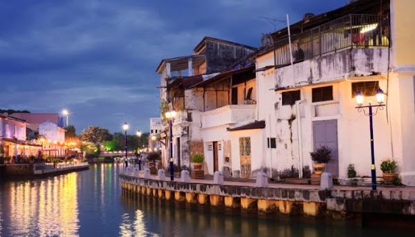 Tips Jalan Jalan Asyik dan Murah ke Melaka Malaysia