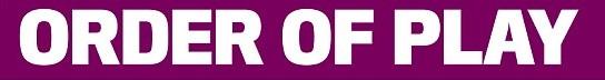 InfoMixta - Informacion al instante. ORDEN DE JUEGO, ROLAND GARROS 2014, GRAND SLAM, HORARIOS, JORNADA 15, DOMINGO 8 DE JUNIO