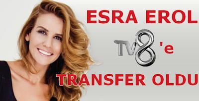 Esra Erol TV8