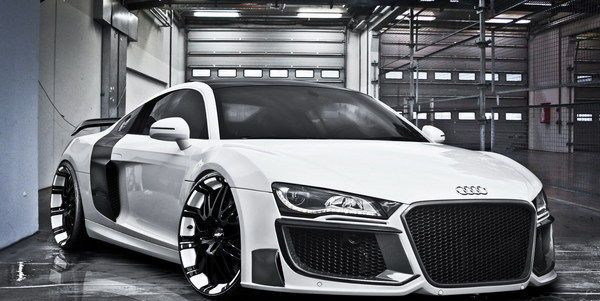 Audi R8 by Regula Tuning 2013 gassguzzler