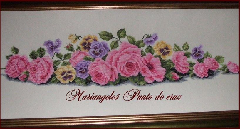 MARIANGELES PUNTO DE CRUZ