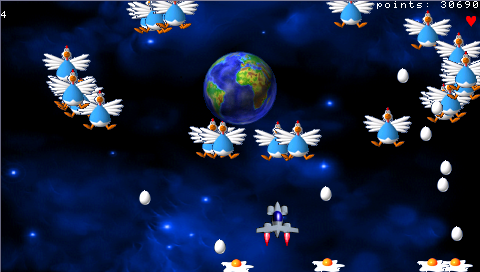 Chicken Invaders 1 Game Download For Pc