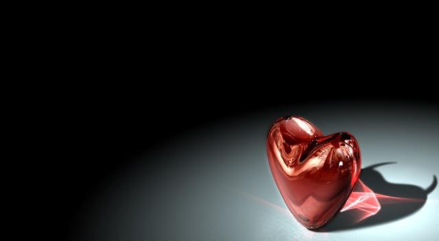 3d kalp masaüstü arka plan resimleri