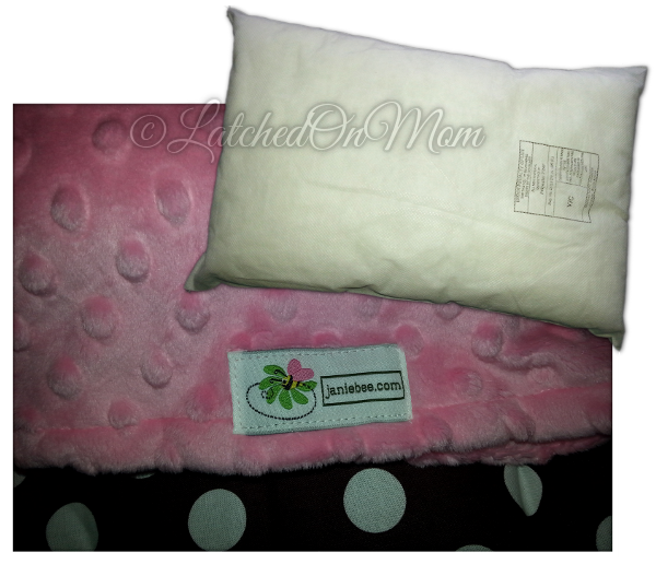 Latched On Mom Janiebee Quilted Nap Mats Review Amp Giveaway