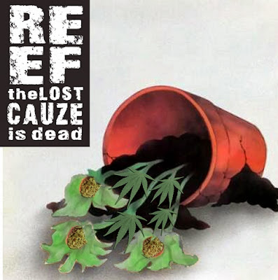 Reef The Lost Cauze – Reef The Lost Cauze Is Dead (WEB) (2012) (320 kbps)