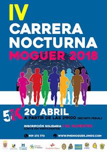 20/04/2018  IV CARRERA NOCTURNA MOGUER 2018