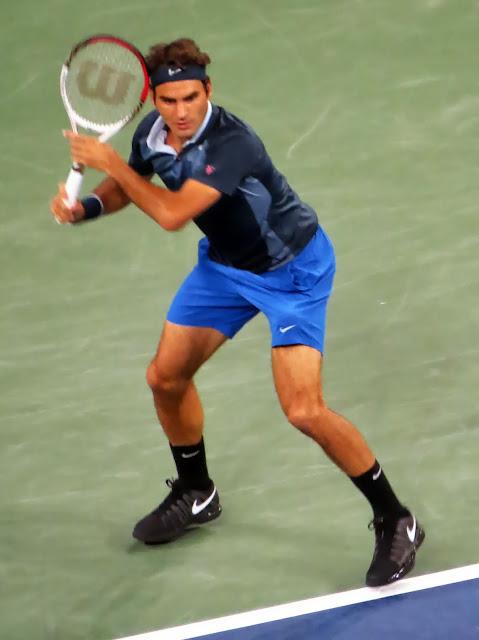 Roger Federer 2013 US Open