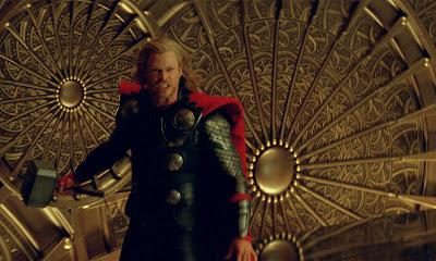 "On ""Thor"""