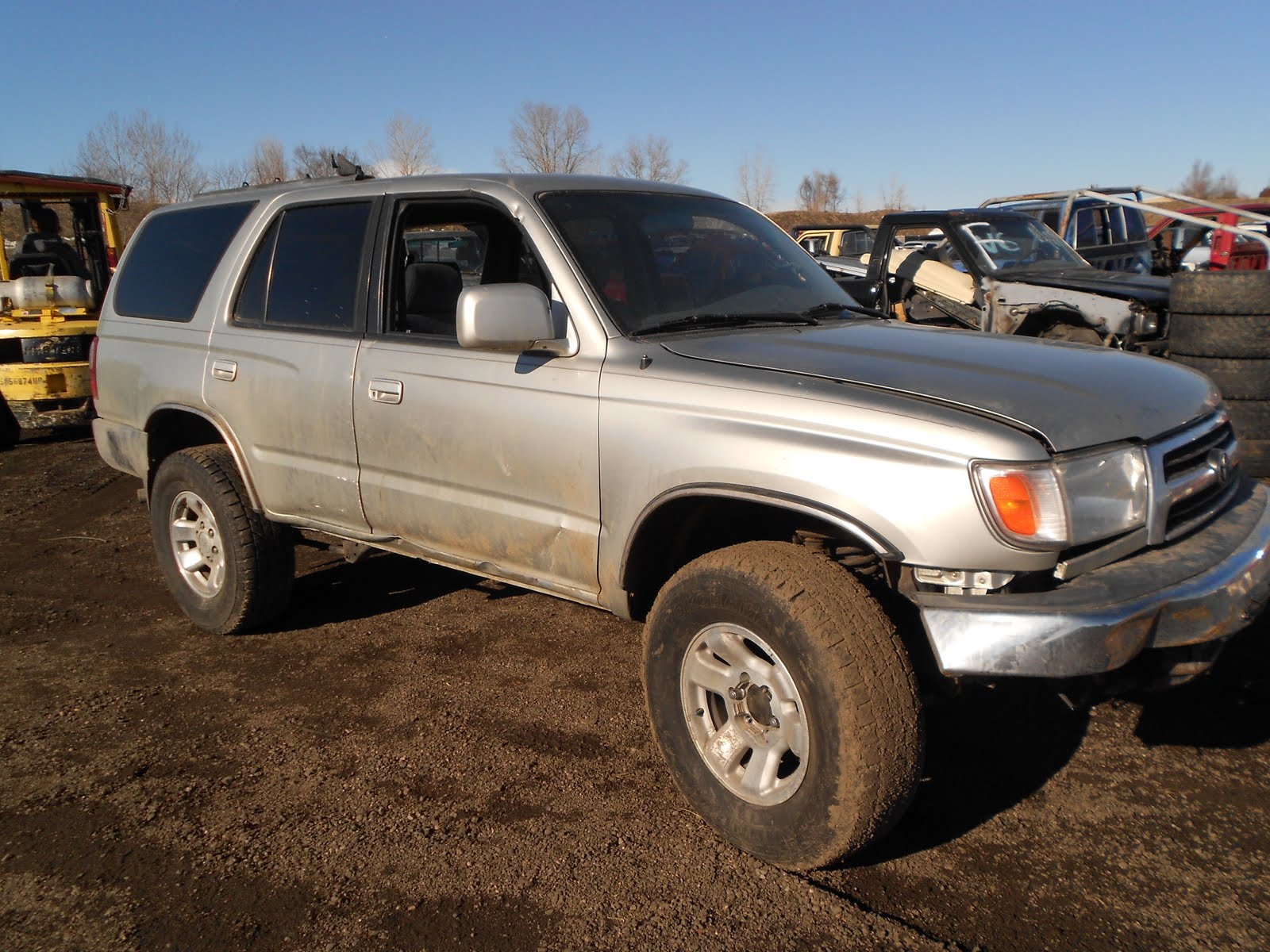 New Arrivals at Jim s Used Toyota Truck Parts 1998 Toyota