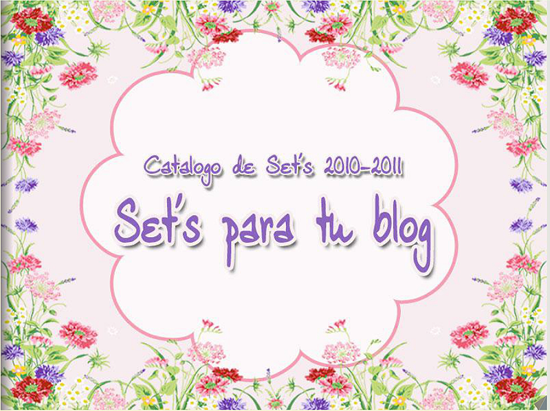 Catalogo muestras sets 2010-2011