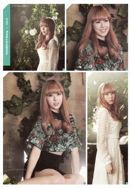 Sonamoo High.D Dejavu Photobook Scan