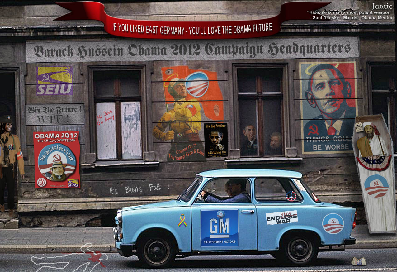 Remember East Germany?