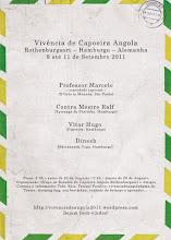 Intercambio Cultural: Brasil - Europa 2011