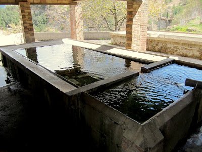 lavadero colonia sant corneli carbon figols las minas consolacio