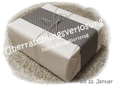 4. Bloggeburtstag bei Schneckenhaus