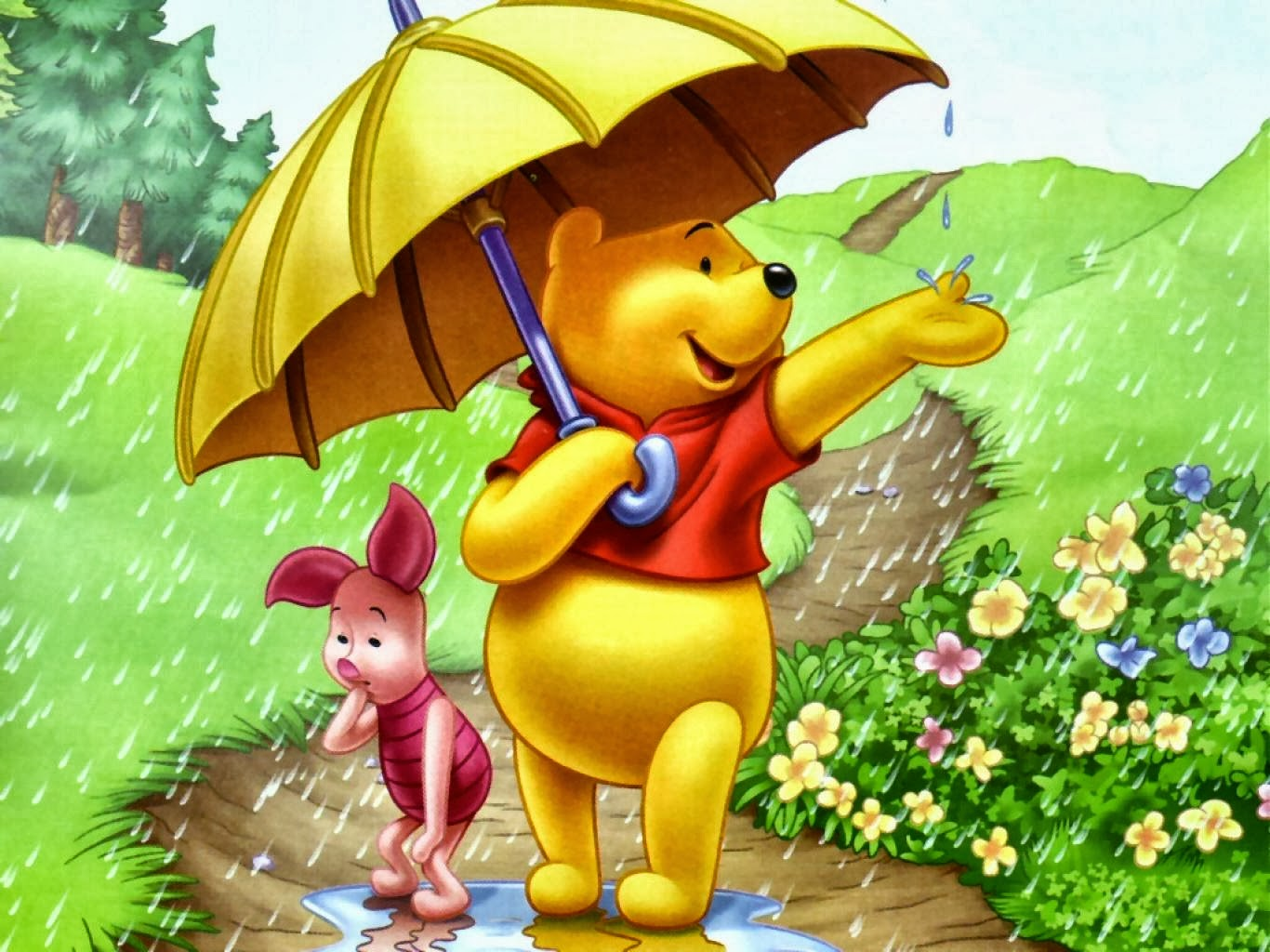 disney hd wallpapers winnie the pooh hd wallpapers