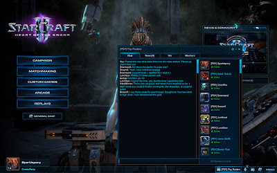 StarCraft II: Heart of the Swarm Screenshots 2
