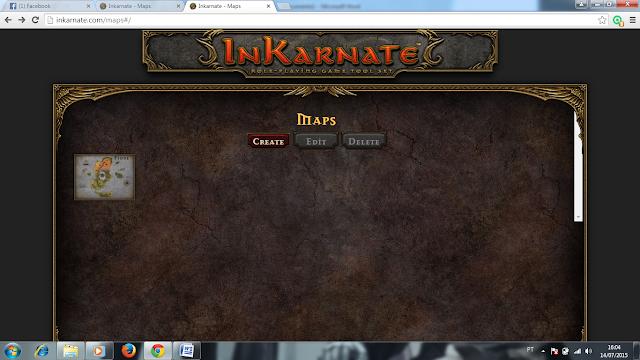 [Dica] Criando mapas para rpg usando Inkarnate Inkarnate