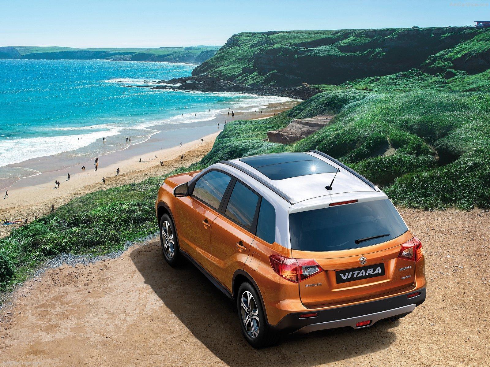 Hình ảnh xe ô tô Suzuki Vitara 2015 & nội ngoại thất