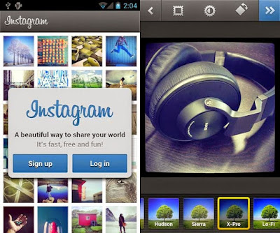 Alternatif selain Instagram